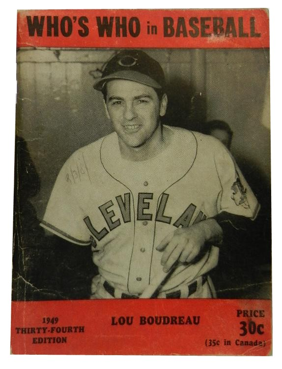 Who's Who in Baseball. Clifford Bloodgood.