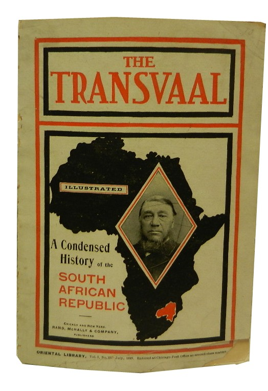 The Transvaal: A Condensed History of the South African Republic.