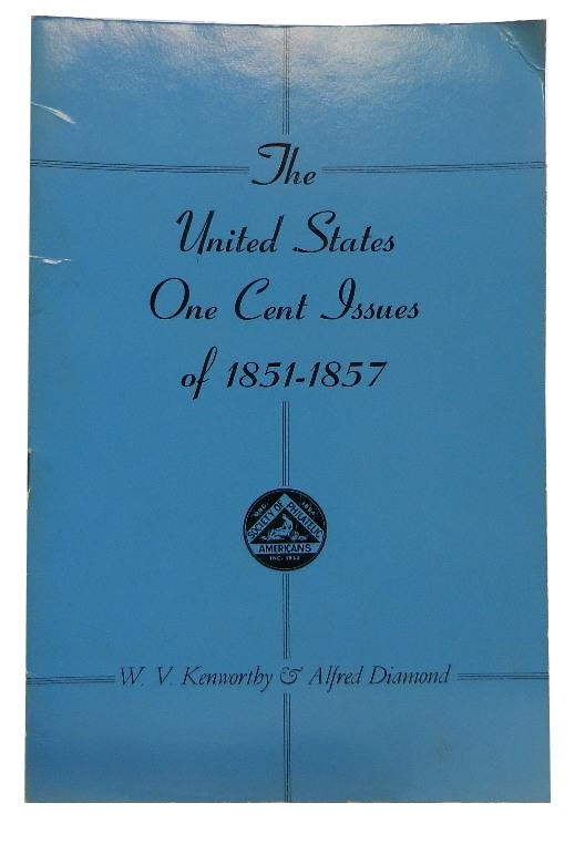 United States Department Stamps. Frank E. Goodwin.