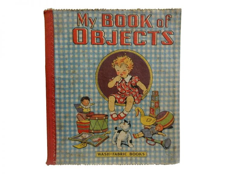 My Book of Objects. childrens.