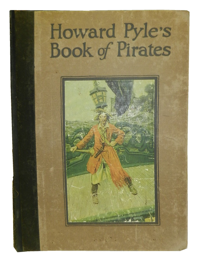 Howard Pyle's Book of Pirates. Merle Johnson.