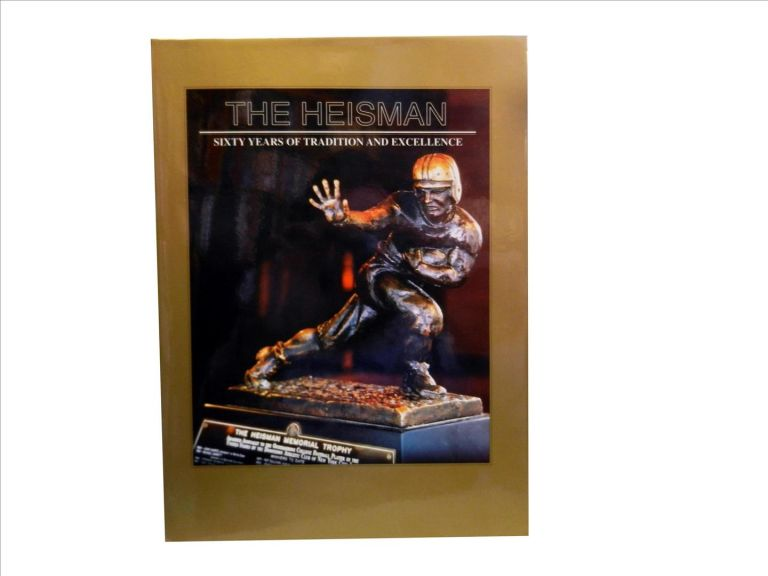 The Heisman:; Sixty Years of Tradition and Excellence. Adventure Quest.