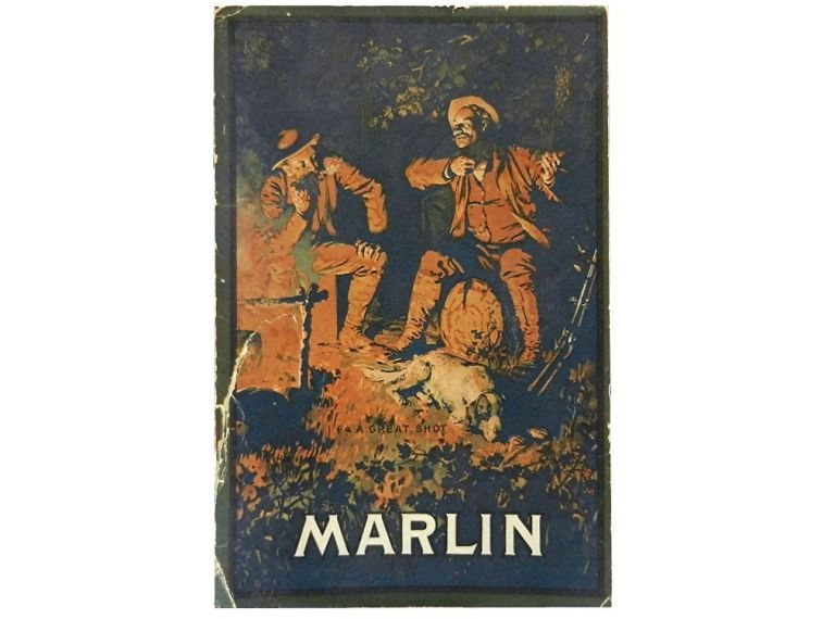 Marlin Repeating Rifles:; Illustrated Price List
