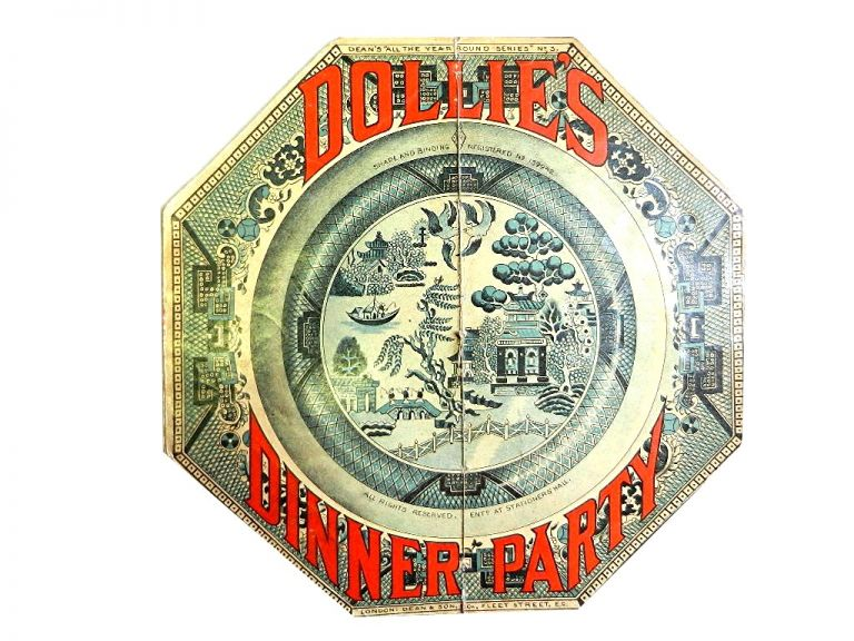 Dollie's Dinner Party.