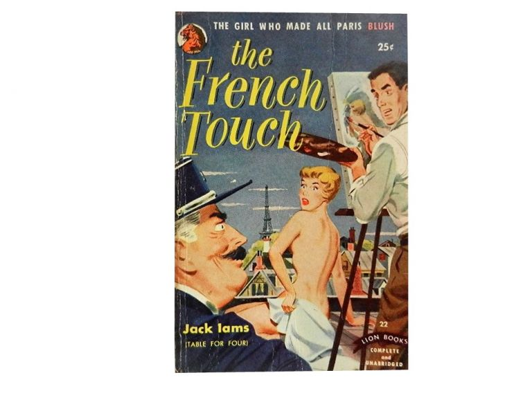 The French Touch. Jack Iams.