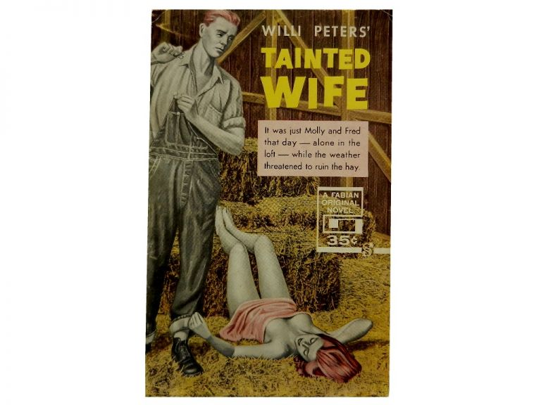 Tainted Wife. will Peters.