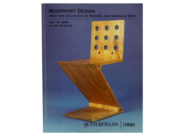 Modernist Design:; From the Collection of Michael and Gabrielle Boyd