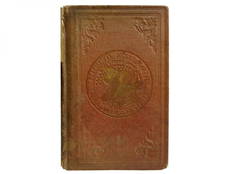 Statistical Pocket Manual of the Army, Navy and Cencus of the United States of America.