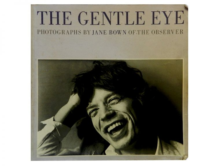 The Gentle Eye:; 120 Photographs by Jane Bown of The Observer. Jane Bown, Patrick O'Donovan, photos, intro.