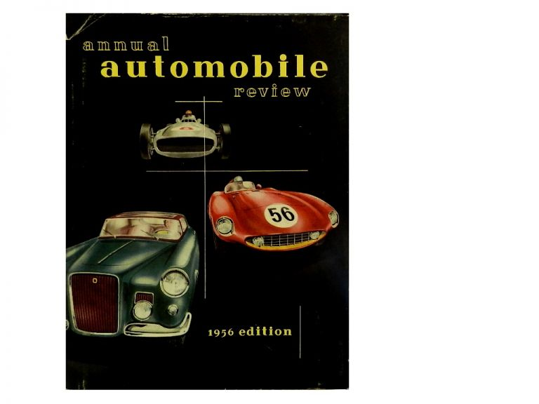 Annual Automobile Review 1956 Edition.