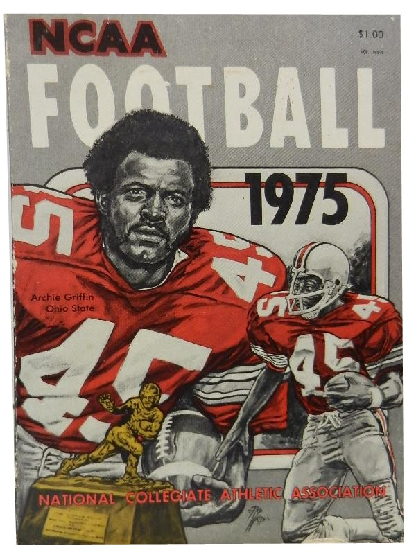 NCAA Football 1975:; Formerly The Official Collegiate Football Record Book