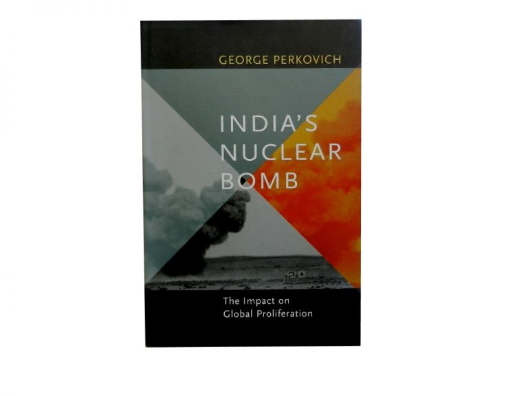 India's Nuclear Bomb:; The Impact on Global Proliferation. George Perkovich.