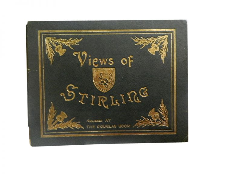 Photographic View Album of Stirling.