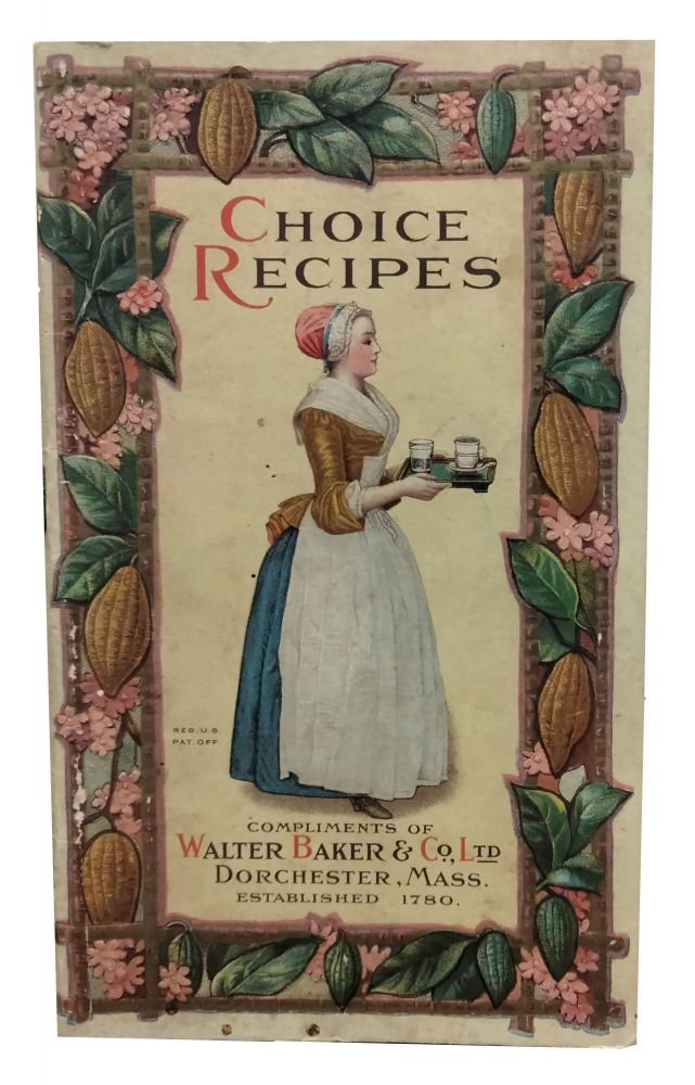 Chocolate Cocoa Recipes & Handmade Candy Recipes. Miss Parloa, Mrs. Janet McKensie Hill.