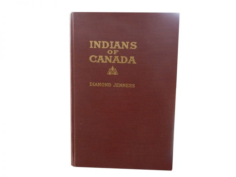 The Indians of Canada. Diamond Jenness.