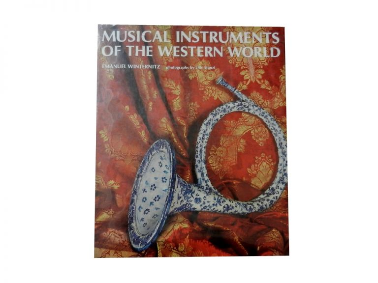 Musical Instruments of the Western World. Emanuel Winternitz.