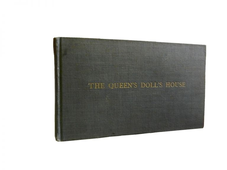 The Queen's Doll's House.