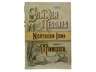 Summer Resorts, Norther Iowa and Minnesota