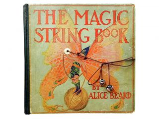 The Magic String Book. Alice Beard