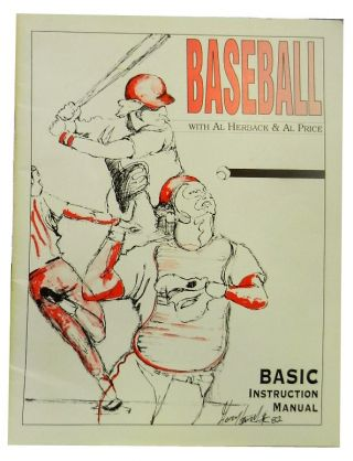 Baseball: Basic Instruction Manual. Al Herback, Al Price