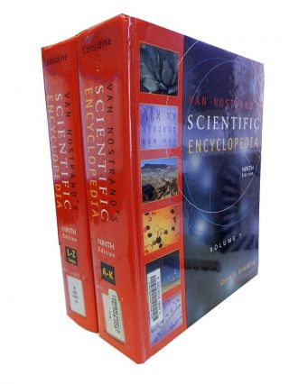 Van Nostrand's Scientific Encyclopedia (2 vols). Glenn D. Considine, Peter H. Kulik