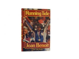 Running Tide. Joan Benoit, Sally Baker