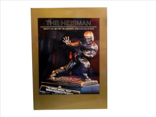 The Heisman:; Sixty Years of Tradition and Excellence. Adventure Quest