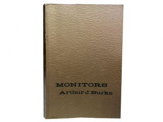 Monitors:; Being the Development of A Seer. Arthur J. Burks
