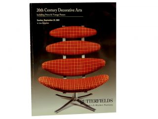 20th Century Decorative Arts:; Including Prints & Vintage Posters