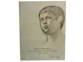 Master Drawings, Oil Sketches and Sculpture 1700-1900