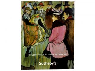 Sotheby's Impressionist & Modern Art Day Sale:; Auction In London Wednesday 4 February 2009