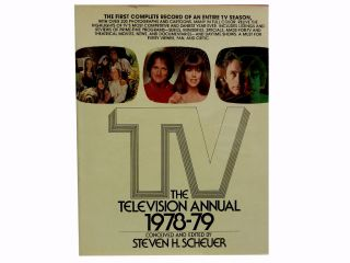 TV: The Television Annual 1978-79:; A Complete Record of American Television from June 1, 1978...