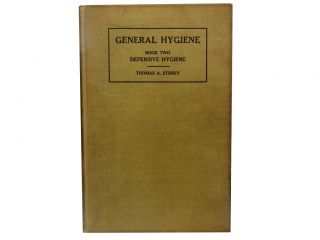 General Hygiene Book Two:; Defensive Hygiene. Thomas A. Storey
