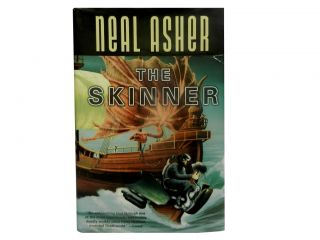 The Skinner. Neal Asher
