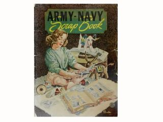 Army-Navy Scrapbook November 29, 1947 at Philadelphia Municipal Stadium