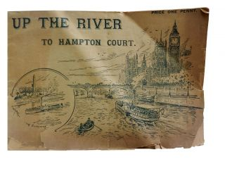 Up the River to Hampton Court