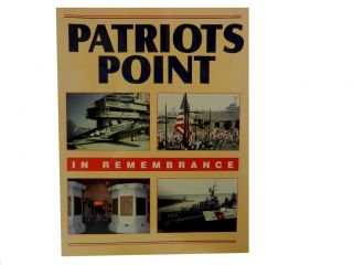 Patriots Points:; In Remembrance. Steve Ewing