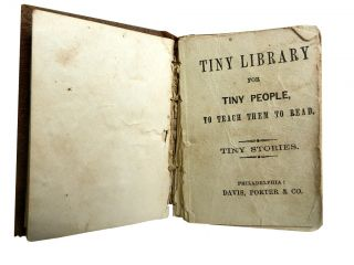 Tiny Library for Tiny People, To Teach Them to Read:; Tiny Stories
