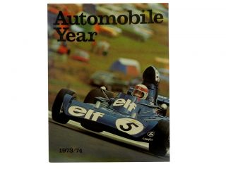 Automobile Year No. 21, 1973/74