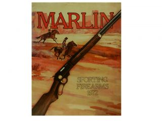 Marlin Sporting Firearms 1972