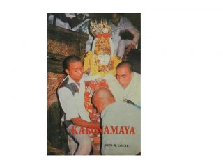 Karunamaya:; The Cult of Avalokitesvara--Matsyendranath in the Valley of Nepal. John K. Locke. S. J