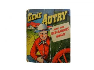 Gene Autry and the Red Bandit's Ghost
