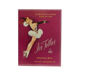 Ice Follies of 1951:; 15th Anniversary Edition