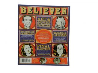 The Believer Vol. 12, No. 4