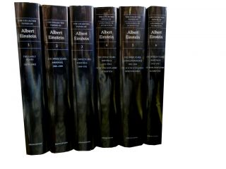 The Collected Papers of Albert Einstein (6 vols). Albert Einstein