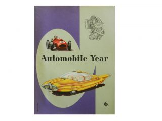 Automobile Year 6:; 1958-1959