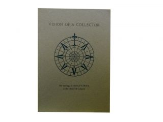 Vision of a Collector:; The Lessing J. Rosenwald Collection in the Library of Congress