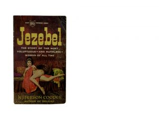 Jezebel. Jefferson Cooper