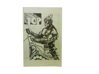 TCP: The Comic Press: Vol. 2 #1 Fall 1974