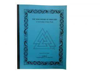 The Nine Doors of Midgard:; A Curriculum of Rune-Work. Edred